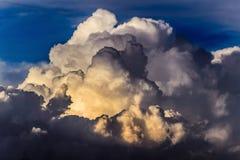 Το σύννεφο Στοκ Φωτογραφίες