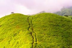 Βουνό Wugongshan στοκ εικόνα με δικαίωμα ελεύθερης χρήσης