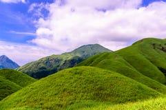 Βουνό Wugongshan στοκ φωτογραφία