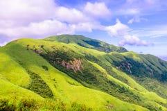 Βουνό Wugongshan στοκ εικόνες με δικαίωμα ελεύθερης χρήσης