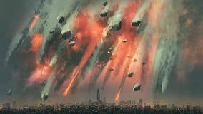 Το τέλος του κόσμου στοκ φωτογραφία με δικαίωμα ελεύθερης χρήσης