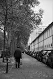 Το ταξίδι κατ' οίκον Στοκ Φωτογραφίες
