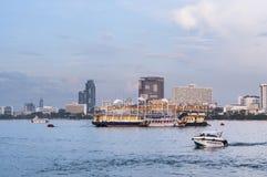Το ταϊλανδικό θέρετρο του pattaya Στοκ Εικόνα