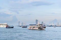 Το ταϊλανδικό θέρετρο του pattaya Στοκ φωτογραφία με δικαίωμα ελεύθερης χρήσης
