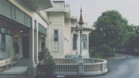 Το ταϊλανδικό παλάτι Phya ή βασιλικό ταϊλανδικό παλάτι Phya Στοκ Φωτογραφία