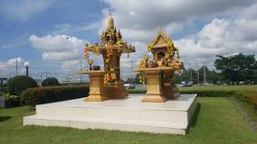 Το ταϊλανδικό σπίτι πνευμάτων Στοκ Εικόνα