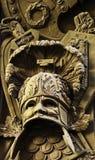 Το τεθωρακισμένο των ρωμαϊκών στρατιωτών στην αψίδα του Γενικού Επιτελείου Στοκ Φωτογραφία