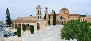 Το τετράγωνο καθεδρικών ναών στοκ εικόνες