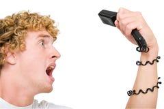 το τηλέφωνο φωνάζει Στοκ εικόνες με δικαίωμα ελεύθερης χρήσης
