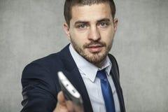 Το τηλέφωνο για σας, παίρνει Στοκ εικόνα με δικαίωμα ελεύθερης χρήσης