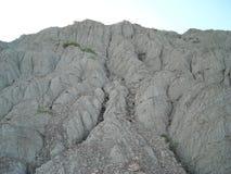 Το τοπίο βουνών στα βουνά ουρανού της Κριμαίας δροσίζει όλων Στοκ Εικόνες