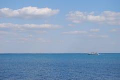 Το τοπίο είναι μια θάλασσα Στοκ Εικόνα