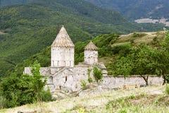 Το τοπίο στην Αρμενία (Tatev) Στοκ Εικόνες