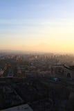 Το τοπίο Ararat τοποθετεί πέρα από Jerevan Στοκ φωτογραφίες με δικαίωμα ελεύθερης χρήσης