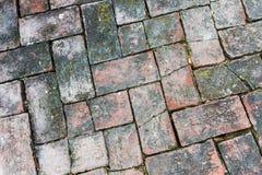 Το τούβλο της σύστασης Στοκ Εικόνα