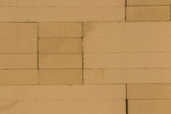 Το τούβλο και ο φραγμός για το υπόβαθρο κατασκευής Στοκ Εικόνες