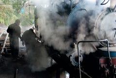 Το τραίνο παιχνιδιών Darjeeling Στοκ εικόνα με δικαίωμα ελεύθερης χρήσης