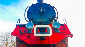 Το τραίνο στοκ φωτογραφία με δικαίωμα ελεύθερης χρήσης