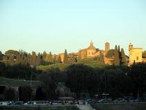 Το τσίρκο Maximus Ρώμη Ιταλία Ευρώπη στοκ φωτογραφίες με δικαίωμα ελεύθερης χρήσης