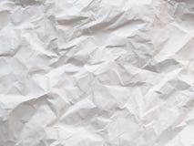 Το τσαλακωμένο έγγραφο, ανάβει το κατασκευασμένο υπόβαθρο Στοκ εικόνα με δικαίωμα ελεύθερης χρήσης