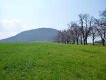 Το τσεχικό παραδοσιακό εθνικό βουνό σχίζει Στοκ φωτογραφία με δικαίωμα ελεύθερης χρήσης
