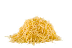 το τυρί προετοιμάζεται Στοκ Φωτογραφία