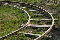 Το τόξο των σιδηροδρόμων, Στοκ Εικόνα