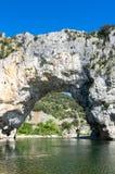 Το τόξο Pont δ ` στη Γαλλία Στοκ Εικόνες