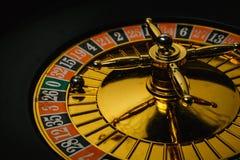 Το τύμπανο από τη ρουλέτα casino ότι το ζωή-παιχνίδι μας Στοκ φωτογραφία με δικαίωμα ελεύθερης χρήσης