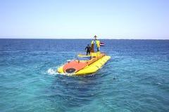 Το υποβρύχιο στη Ερυθρά Θάλασσα Στοκ εικόνες με δικαίωμα ελεύθερης χρήσης