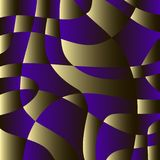 Το υπόβαθρο γκρίζος-χαλκού δημιουργεί τον όγκο και το διάστημα Διανυσματικό σκοτεινό υπόβαθρο αντίθεσης απεικόνιση αποθεμάτων