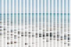 Το υπόβαθρο, η σύσταση και τα σχέδια Καραϊβικές Θάλασσες βλέπουν Διανυσματική απεικόνιση