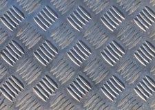 Το υπόβαθρο διαμόρφωσε το βουρτσισμένο μέταλλο Στοκ φωτογραφία με δικαίωμα ελεύθερης χρήσης