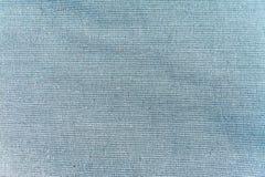 Το υπόβαθρο, σύσταση του γκρίζου υφάσματος λινού Στοκ εικόνα με δικαίωμα ελεύθερης χρήσης