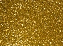 Το υπόβαθρο της χρυσής σύστασης λάμπει στοκ φωτογραφία με δικαίωμα ελεύθερης χρήσης
