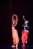 """Το δυστυχές μπαλέτο """"One χίλιο και ένα Nights† κοριτσιών ομορφιάς πειρατής-τιτιβίσματος Στοκ φωτογραφία με δικαίωμα ελεύθερης χρήσης"""