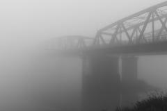 Το φάντασμα γεφυρών Στοκ εικόνες με δικαίωμα ελεύθερης χρήσης