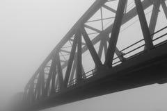 Το φάντασμα γεφυρών Στοκ φωτογραφία με δικαίωμα ελεύθερης χρήσης