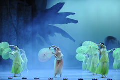 Το φάντασμα του σταδίου οπερών Στοκ Εικόνα