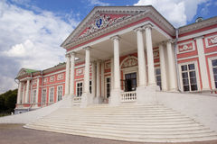 Το φέουδο Kuskovo Μόσχα Στοκ φωτογραφίες με δικαίωμα ελεύθερης χρήσης