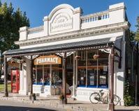 Το φαρμακείο Arrowtown, Νέα Ζηλανδία Στοκ φωτογραφίες με δικαίωμα ελεύθερης χρήσης