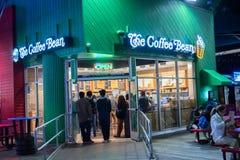 Το φασόλι καφέ Στοκ Εικόνες