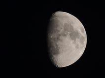 Το φεγγάρι… σε μια νεφελώδη νύχτα Στοκ Φωτογραφίες