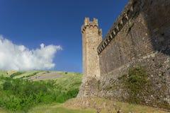Το φεουδαρχικό Castle Στοκ Εικόνες