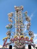 Το φερμουάρ που χρησιμοποιείται στο Μάικλ Τζάκσον Neverland Στοκ εικόνα με δικαίωμα ελεύθερης χρήσης