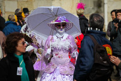 το φεστιβάλ Γαλλία του Anne Στοκ εικόνα με δικαίωμα ελεύθερης χρήσης