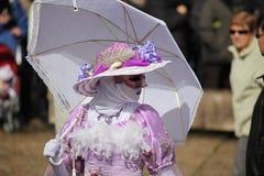 το φεστιβάλ Γαλλία του Anne Στοκ φωτογραφία με δικαίωμα ελεύθερης χρήσης