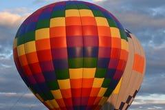 Το φεστιβάλ μπαλονιών ζεστού αέρα Adirondack του 2016 Στοκ Φωτογραφίες