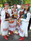 Το φεστιβάλ Lemko culture_7 Στοκ Εικόνα