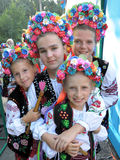 Το φεστιβάλ Lemko culture_8 Στοκ Εικόνες